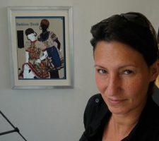 Berlin Art Link Studio Visit with Nicole Cohen