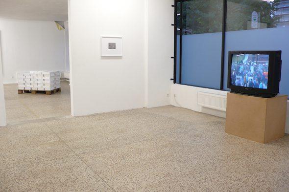 Berlin Art Link feature exhibition Feinkost Gallery