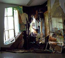 Berlin Art Link Studio Visit with Jane Hughes