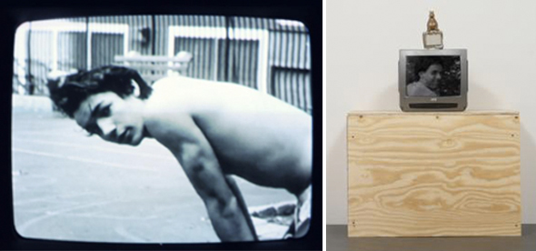 Berlin Art Link Feature James Franco at Peres Projects