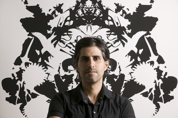 Berlin Art Link Studio Visit with Romeo Alaeff