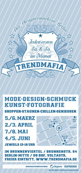 Trend Mafia Der Designermarkt in Berlin