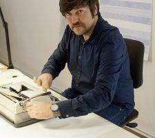 Berlin Art Link Studio Visit with Ignacio Uriarte