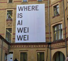 where is ai wei wei?