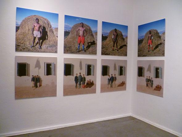 Soavina Ramaroson, The Neo- in Neo-Colonialism: Getting Granular on a Prefix, 2009/2010, C-Print