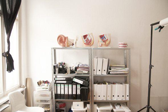Berlin Art Link Studio Visit with Rachel de Joode
