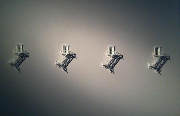 """Guillaume Lachapelle, """"Entre-temps"""", photograph by Amee Lê"""