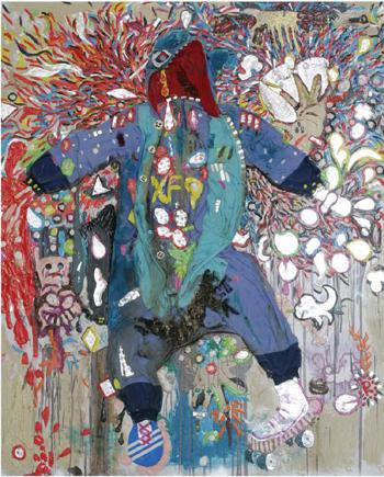 Berlin Art Link Discover Iman Rezai