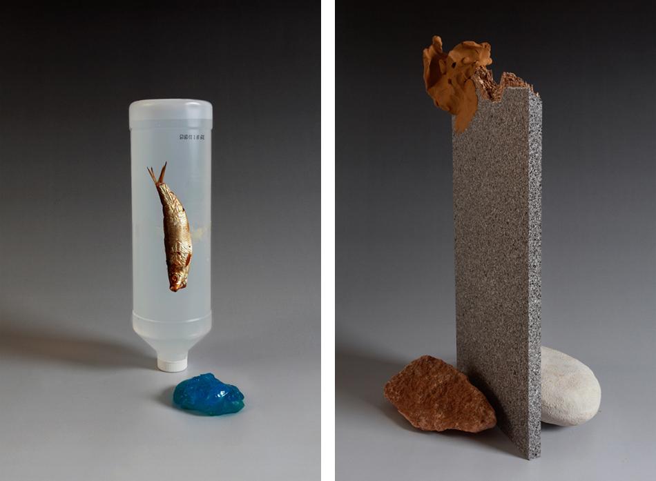 """Rachel de Joode - """"Water"""" and """"Earth"""" (2011)"""