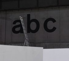 """ABC """"About Painting""""; photo by Traianos Pakioufakis"""