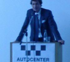 Henry Allsopp at Autocenter
