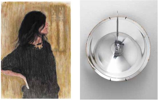 Iris van Dongen; Olafur Eliasson