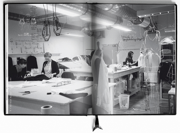 © THE PHOTODIARY™ / Marc Schuhmann Lala berlin, studio