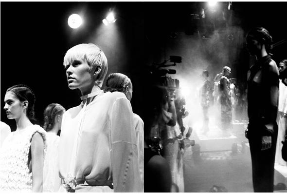© THE PHOTODIARY™ / Marc Schuhmann Lala berlin show at Postfuhramt Berlin-Mitte
