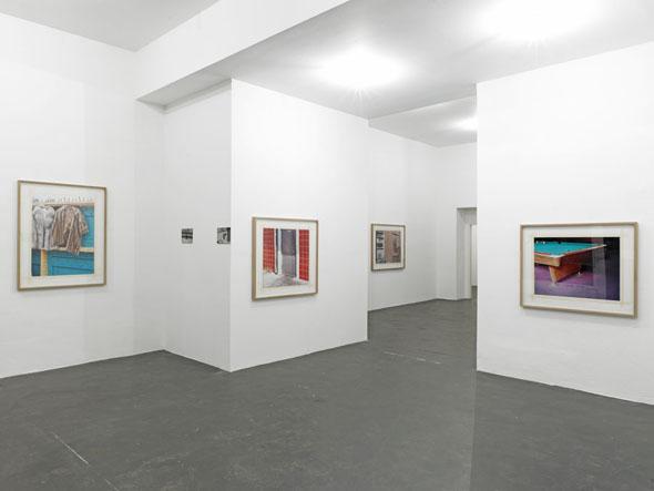 World of Details, 2011, exhibition view Klemm's, Berlin