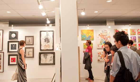 The Affordable Art Fair Singapore (2010)