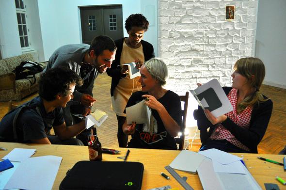 Book Workshop at Agora Collective