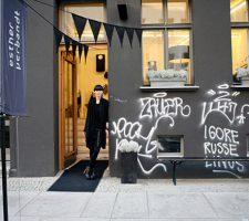 Berlin Art Link Studio Visit with Esther Perbandt