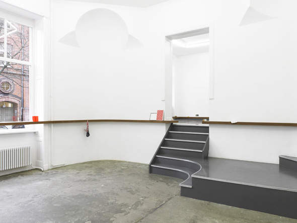 "Sean Edward - ""Remaining Only"" (2011), installation view; courtesy the artist and Tanya Leighton Gallery, Berlin"