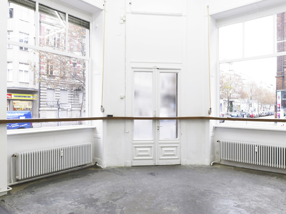 """Sean Edward - """"Remaining Only"""" (2011), installation view; courtesy the artist and Tanya Leighton Gallery, Berlin"""