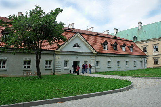 A-I-R Lab at the Centre for Contemporary Art Ujazdowski Castle in Warsaw