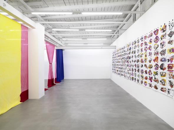Spartacus Chetwynd at Galerie Giti Nourbakhsch