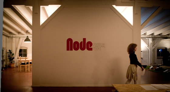 Berlin Art Link presents ICI's Project 35 at Node Center, Berlin. Jan. 28-29, 2012