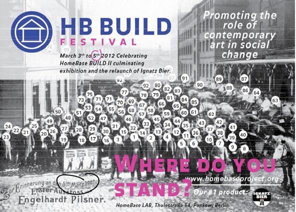 HomeBase BUILD Festival