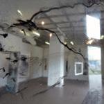 "Carla Mercedes Hihn and Sebastian Zidek - ""8CLOUD"", installation view"
