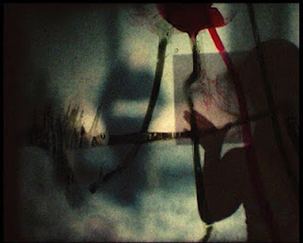 "Ewa Surowiec - ""Losing Sharpness"" (2012), video still Holiday Island"