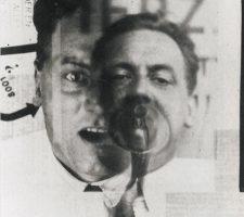 Photo: Kurt Schwitters. Photo El Lissitzky