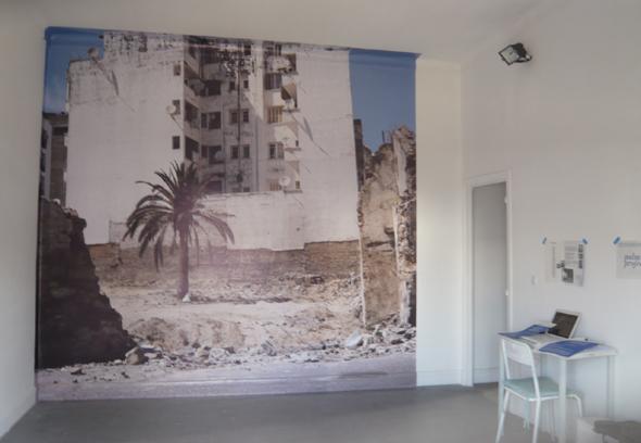 A modest proposal by Yto Barrada