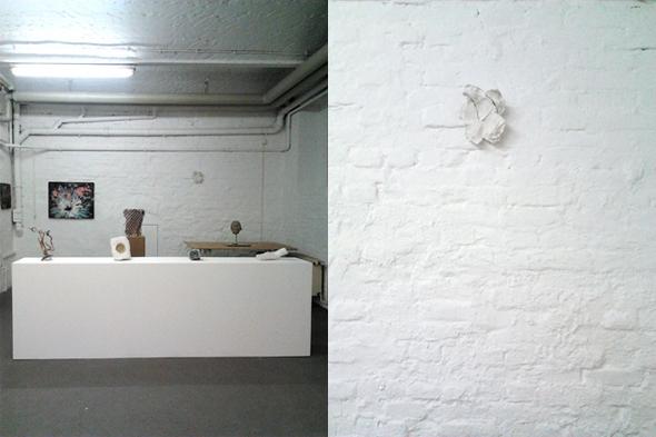 Giulio Delvè at Supportico Lopez 2012, exhibition view