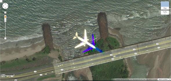 "Billy Rennekamp - ""Plane Sight"" (2012) | Image courtesy of the artist"