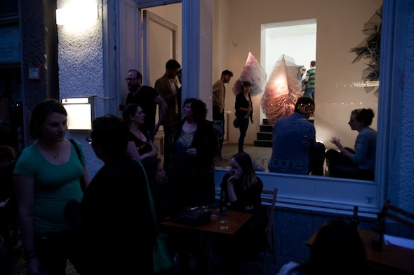 "Berlin Art Link's ""Night & Day"" Series, featuring Elizabeth Delfs"