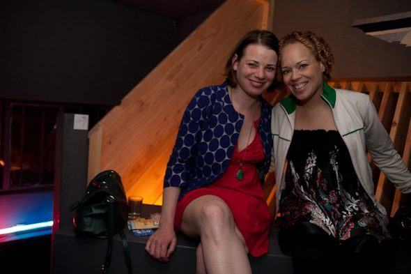 """After Party - Berlin Art Link's """"Night & Day"""" Series, featuring Elizabeth Delfs"""