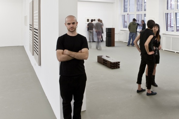 Davide Balliano at Delloro Contemporary