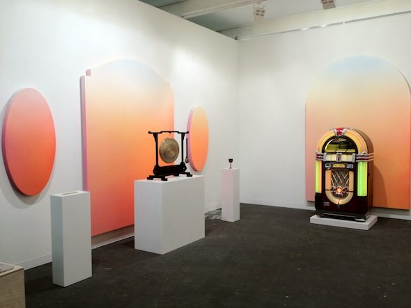 Alex Israel, presented by Peres Projects, Berlin; Featured at Art | Statements Sector, Art Basel