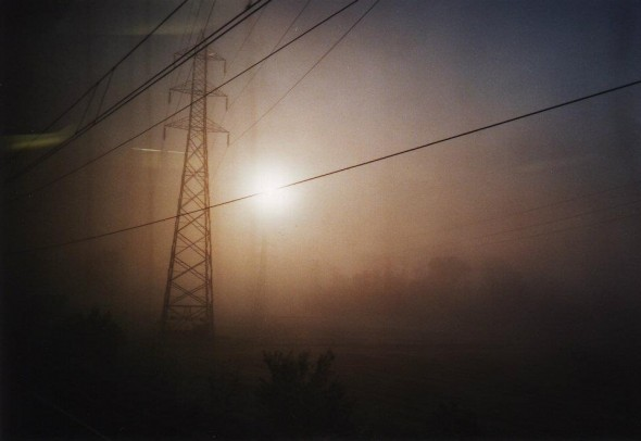 "Elisa Longhi - ""I Won't be Long before the Mystery is Mine (on the way to Milan"" (2011), 30 x 40 cm, Colour Print"