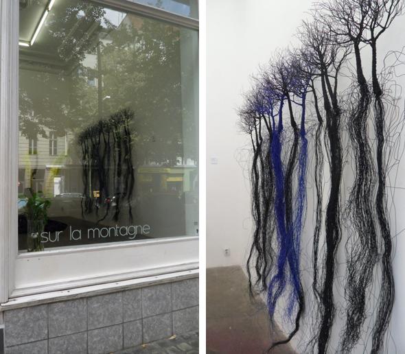 Yona Friedmann, handbuch, installation view at Chert; courtesy of Cneai