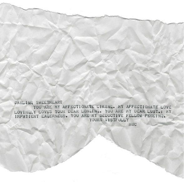 "David Link - ""LoveLetters_1.0"" (2009-12)"