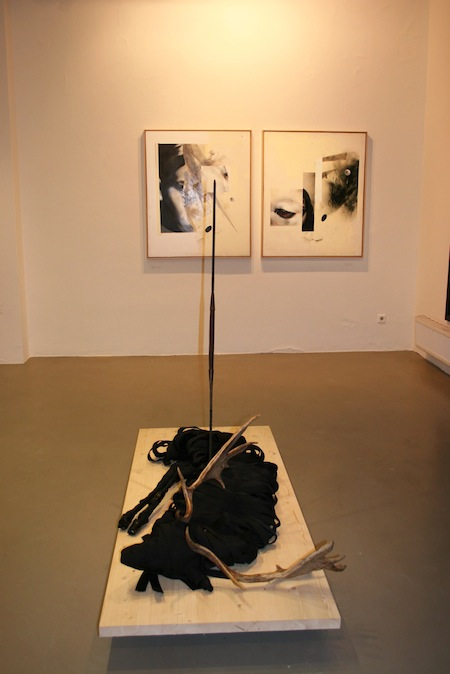 Jaybo, Installation 2012, Circleculture Gallery
