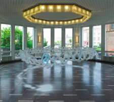 Karla Black at Schinkel Pavillon