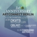 ARTCONNECT BERLIN's 1st Anniversary Weekend Celebration