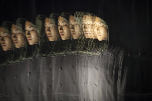 """Mirrors and Music"" by SABURO TESHIGAWARA / KARAS © Bengt Wanselius"