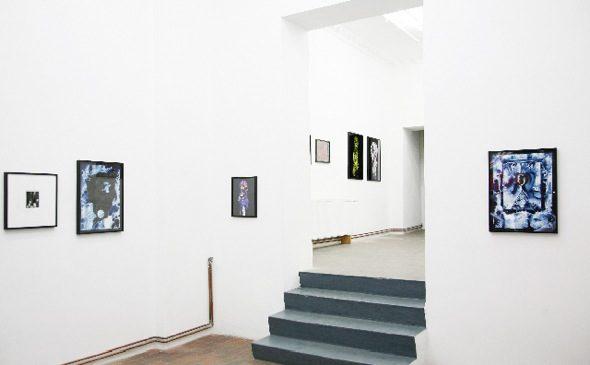 Eva Maria Salvador and John Kleckner, BAL's Night & Day Series, exhibition view at Sur la Montagne; photo: Eva Maria Salvador