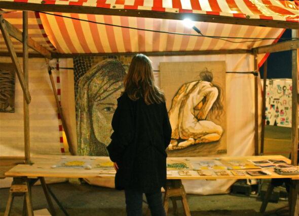Berlin Festival 2012, Art Village