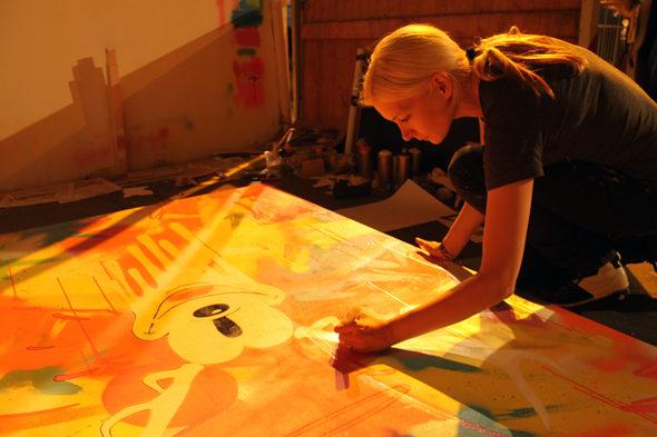 Berlin Festival 2012, Arts Village