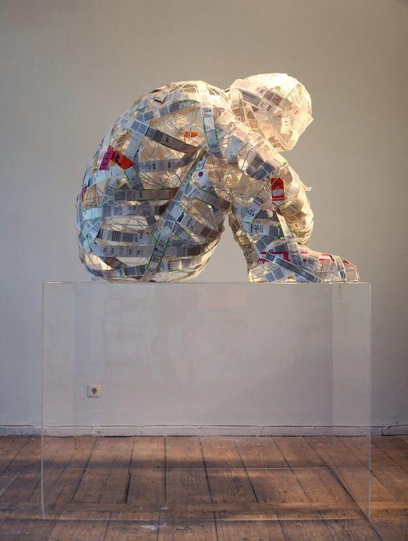 "Zuzanna Janin - ""The Way: Majka from the Movie"", exhibition view at Momentum"