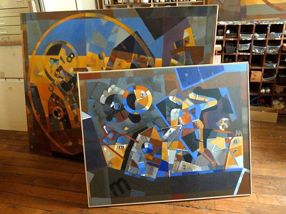 Assadour paintings